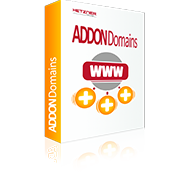 example image for Addon-Domains