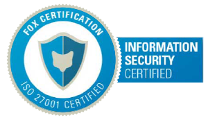 Certification DIN ISO/IEC 27001