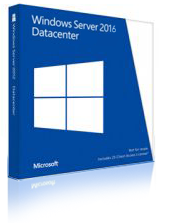 example image for Windows Server 2016 Datacenter Edition