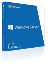 example image for Windows Server 2016 Standard Edition