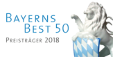 Award Bayerns best 50