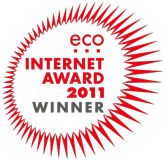 Award eco Internet Award